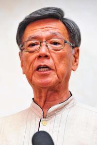 「沖縄が置かれている現状に悔しさと怒り」 米軍ヘリ炎上で翁長知事一問一答