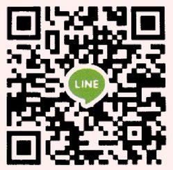 LINEの「若年にんしんSOS」QRコード