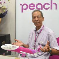 「新たな客層、掘り起こした」 ピーチ・仲村順一那覇空港所長に聞く