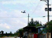 沖縄・基地白書(14)「ワジワジーするうるささ」 ギンバル訓練場返還の条件にヘリパッド移設