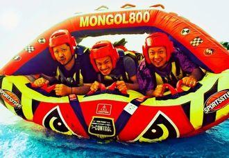 結成16周年目も活発に活動するモンゴル800