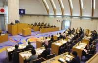 米兵飲酒死亡事故:浦添市議会も抗議決議 「市民への不安、看過できず」