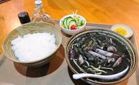 西表島の隠れ家で味わう、絶妙イカスミ汁そば 竹富町上原「唐変木」