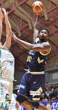 キングス連勝止まる 京都に68―69、1点差で敗れる バスケBリーグ第24戦