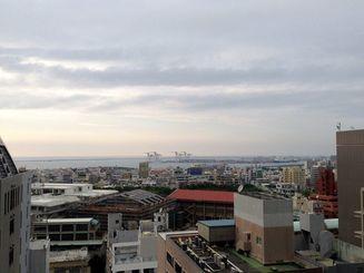 沖縄本島地方、あすはおおむね晴れる