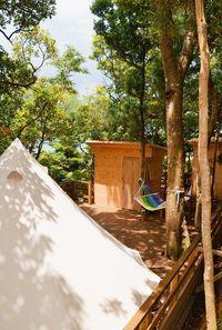 沖縄最大級キャンプ施設、屋我地島にオープンへ ビーチからカヤックも