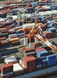 1月の貿易赤字1兆869億円 対米は黒字減少