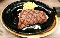 【インターンメシ】那覇市松山のステーキヒカルで赤身ステーキを食べたの巻
