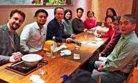 イタリア・ミラノで沖縄そば 県人会が郷土の味堪能