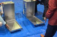 浦添市長選・市議選:午前11時現在の投票率は10.25%