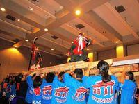 八重山の豊年祭がアメリカ西海岸に! 「世界のウチナーンチュの日」沖縄から芸能団