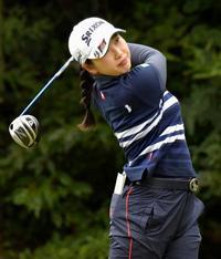 女子ゴルフ、小祝ら5人が首位 ミヤギテレビ杯第1日