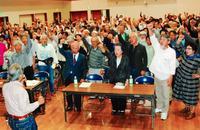 沖縄の核撤去へ気勢 10団体が共闘会議発足 基地の査察要求