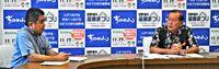 県民投票の事務協力、判断示さず 宜野湾・糸満・うるま3市長に知事公室長が要請