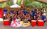 「大日本祭り」で沖縄エイサー人気 米セントルイス市