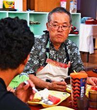 年中無休で夕食提供 荒れた言動、愛情受け心開く【沖縄 子どもの貧困】