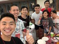 ルーツは同じ 沖縄で研修したローネンさん、米に帰国 友人増え喜び