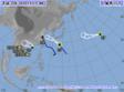 台風17号(ヘクター)発生 15号は今夜にも九州上陸へ
