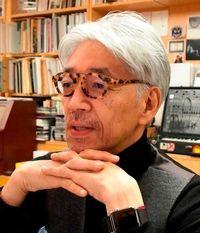 坂本龍一さん、辺野古移設は「理不尽」「意見を言わないと全体主義に」