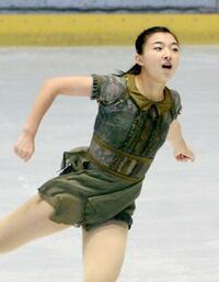 フィギュア女子は坂本が優勝 西日本選手権