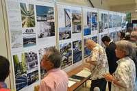 沖縄建築のレジェンド・国場幸房さんを偲ぶ 県内外からファン集う