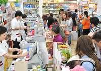 沖縄・国際通りがすごいことに… 止まらないドラッグストア出店、14店競う