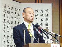 仲井真知事が退任会見「県民の支援に感謝」