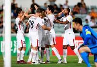 サッカーACL、鹿島が初の4強 天津権健下す