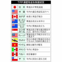 [Q&A]TPP衆院可決 法案成立を急ぐ狙い、そして今後は