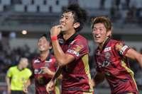 FC琉球、2位浮上 1―0で沼津に勝つ J3第15節