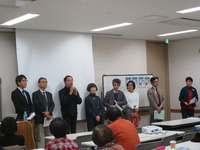 東京・小金井市議会の辺野古陳情、意見書提案で引き続き協議へ