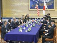 日米、軍属の範囲明確化で合意 教育・研修も強化