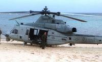 「安全な場所に降り満足」 相次ぐ米軍ヘリ不時着、ハリス米司令官が対応を評価