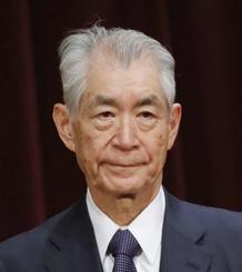 京都大の本庶佑特別教授