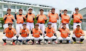 日本一を目指し始動した南部商業女子硬式野球部