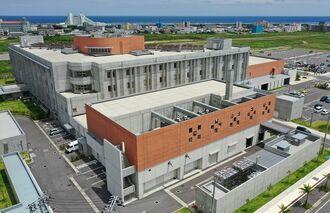 (資料写真)県立八重山病院