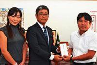 のあちゃん支援 ラジオ沖縄が21万8千円 イベントで募る