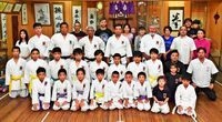 沖縄の誇れる文化 次世代へ継ぎ、世界へ 「錬心尚武」の道場訓