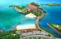 移動はトゥクトゥク、全室バルコニー 「ハイアット瀬良垣」沖縄・恩納村に来夏開業