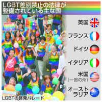 [Q&A]性的少数者(LGBT)を差別から守るための法律とは?