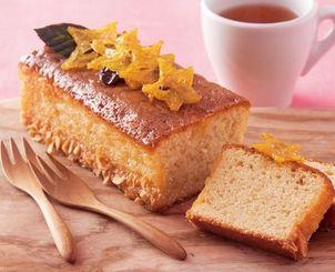 「はえばる良品」認定のゆめかなえぼしパウンドケーキ(南風原町商工会提供)