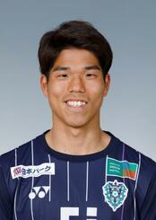 J2福岡の前寛之選手