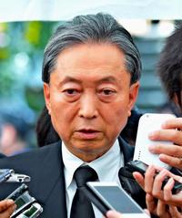 「強い意志」政治家の模範 鳩山元首相、翁長知事告別式で語る