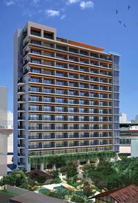 ゆいレール美栄橋駅前に都市型リゾートホテル 15階建て・220室 2020年初旬開業へ