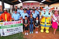 「付けて安心 命どぅ宝♪」自作曲で火災警報器をPR 沖縄・ニライ消防本部