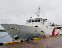 燃料が来ない、黒糖が出荷できない…波照間島への船が故障 年末から運休