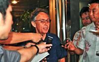 「本当にあるのか」翁長知事の音声、内容巡り波紋 後継指名で与野党に疑問