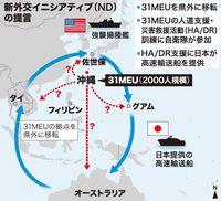 普天間飛行場の撤去へ一歩 沖縄県が独自案を策定する狙いと、2つの閉鎖案