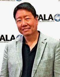 沖縄問題「理解広げる」/ケント・ウォン氏(APALA創設者)
