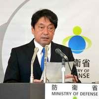 小野寺防衛相、9日聴聞へ前向き 「作業を加速」